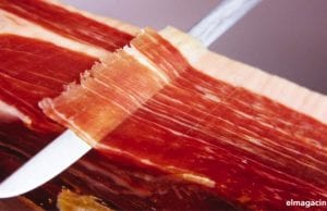 Cómo cortar jamón serrano en casa