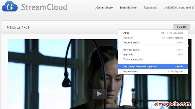 Cómo descargar un vídeo desde StreamCloud. El Magacín.