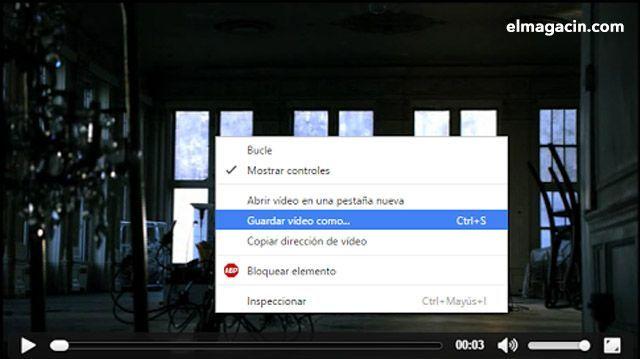 Cómo descargar un vídeo de StreamCloud. El Magacín.