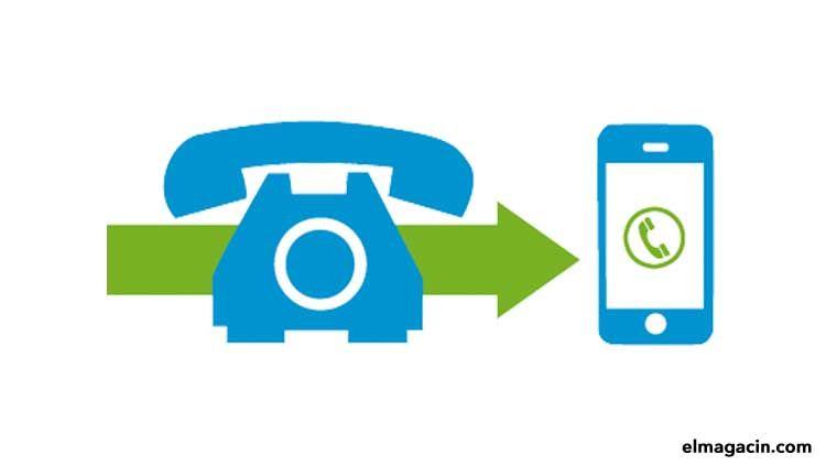 Cómo desviar llamadas de fijo a móvil