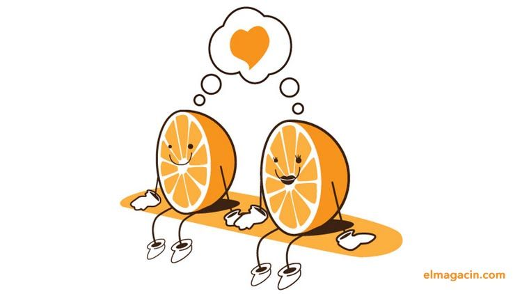 Cómo encontrar mi media naranja. El Magacín.