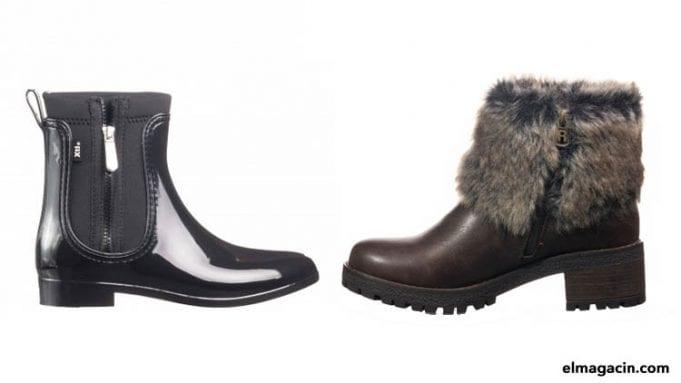 Moda: 3 tips para escoger botas para invierno