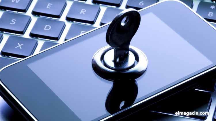 Cómo mantener el móvil seguro. El Magacín.