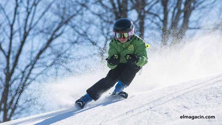 Cómo viajar a la nieve con niños. El Magacín.