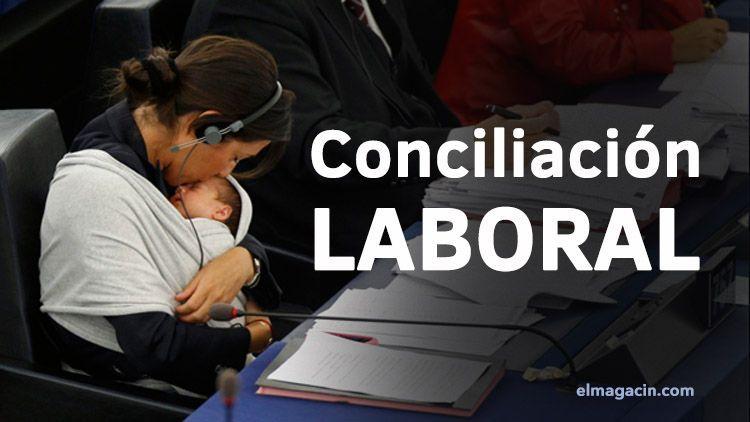 Conciliación laboral y familiar de la mujer. El Magacín.