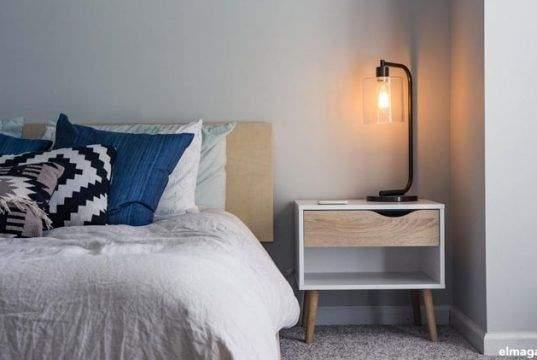 Consigue un cambio radical en tu dormitorio con estos 6 consejos