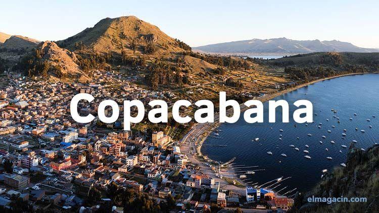 Copacabana en Bolivia. El Magacín.