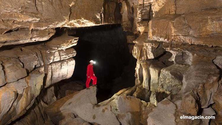 Las cuevas más grandes del mundo. El Magacín