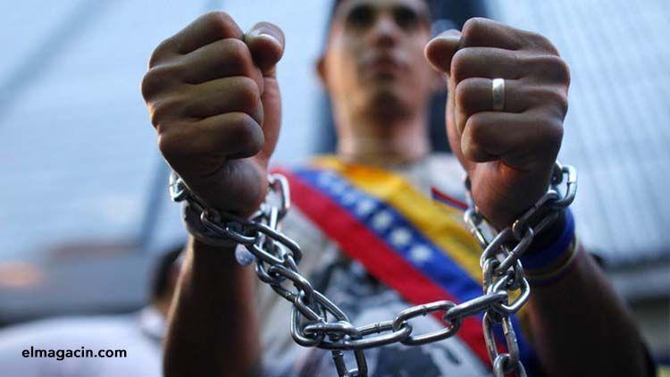 Derechos humanos en Venezuela. El Magacín.