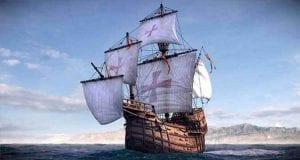 Descubrimiento de América por Cristobal Colón