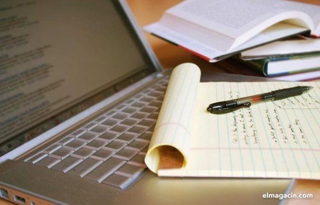 Diferencias entre escritores y redactores. El Magacín.