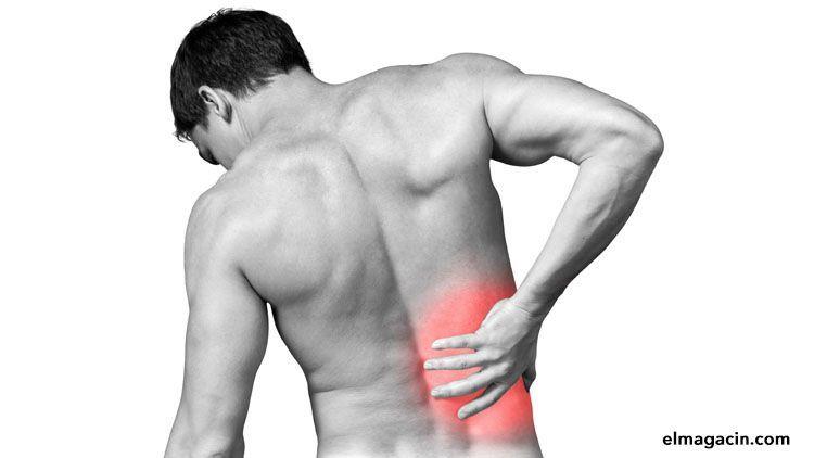 Dolor crónico de espalda, de cabeza o en el pecho en el ámbito laboral