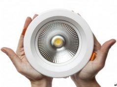 Downlights LED's