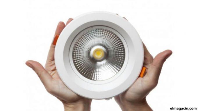 Downlights LED's