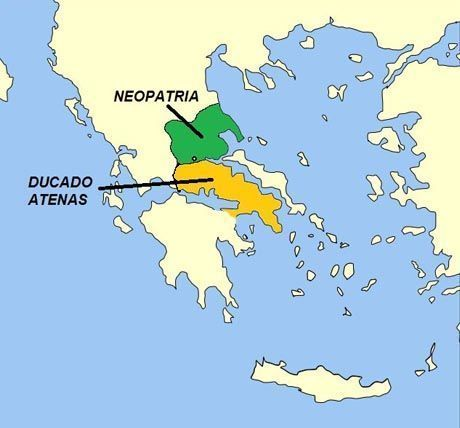 Ducados de Atenas y Neopatria. El Magacín.