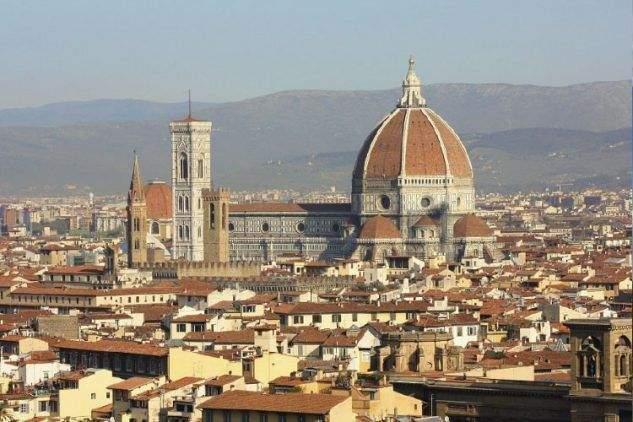 El Duomo de Florencia. Catedrales e iglesias bonitas de Europa