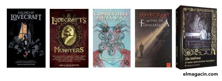 Obras de Lovecraft-. El Magacín.