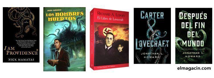Ediciones de Lovecraft. El Magacín.