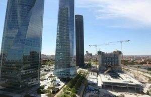 Edificio más alto de España. Los rascacielos más altos españoles