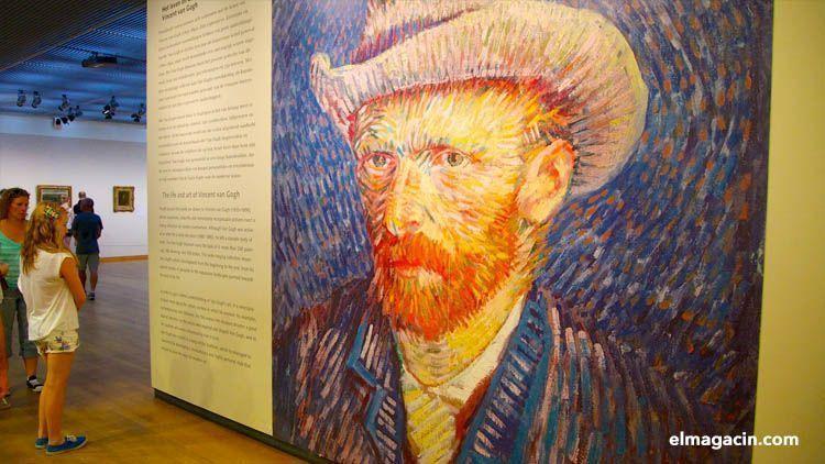 Nuevo museo de Van Gogh, totalmente actualizado. El Magacín.