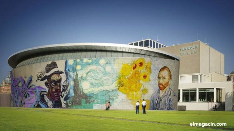 Museo Van Gogh. Lo mejor de Amsterdam. El Magacín