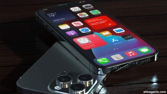 El nuevo iPhone 13