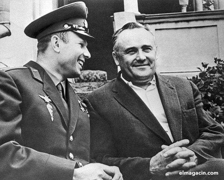 El pionero aeronáutico ruso Korolev. El Magacín.
