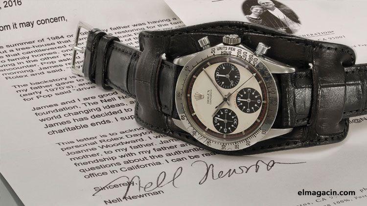 El reloj más caro de la historia.