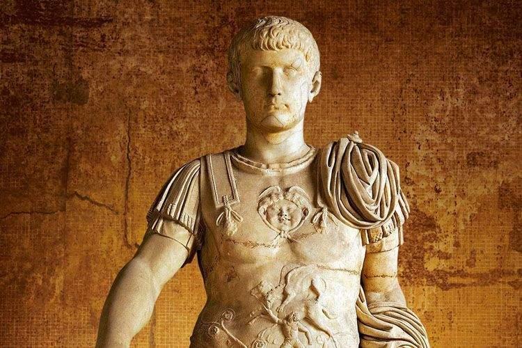 Emperador Calígula- Los reyes más locos de la historia.