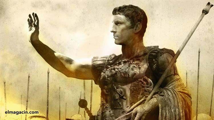 Emperador Tiberio. El Magacín.