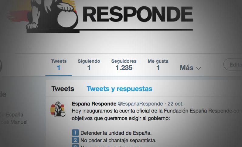 Twitter de España Responde.