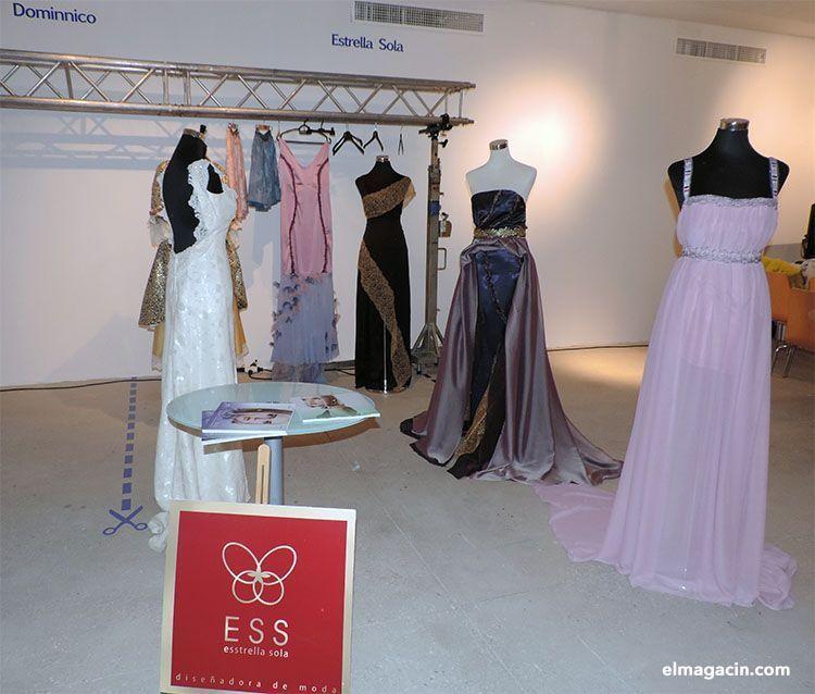 Backstage de la Alicante Fashion Week. El Magacín.