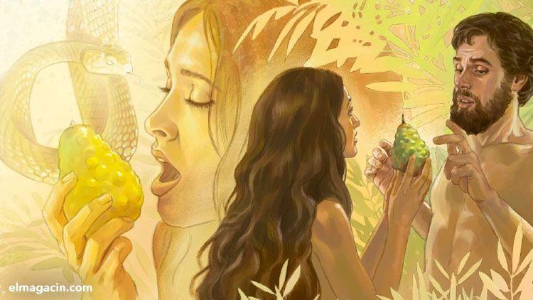 Eva, la mujer de Adán. el Magacín.
