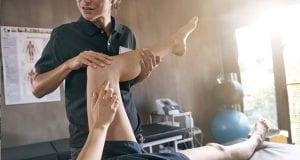 Clínica de fisioterapia deportiva en Madrid.