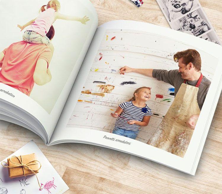 Libro de fotos de familia