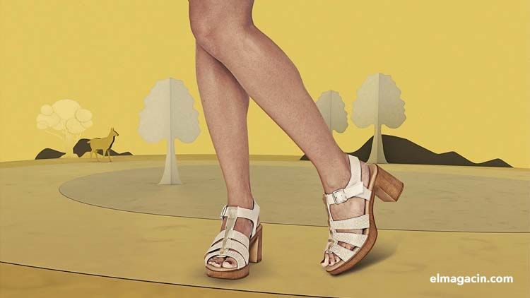Zapatos del Grupo Pitillos. El Magacín.