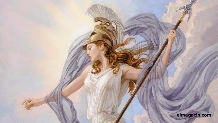 Guerra de los Sexos. Dioses griegos y mitología