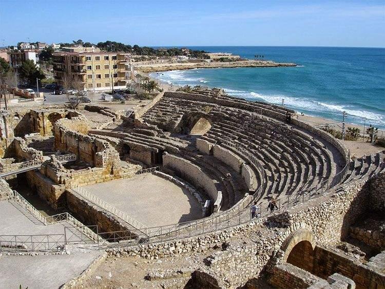 Circo romano de Tarraco en Tarragona