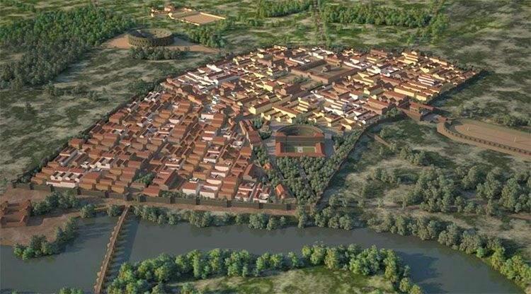 Ciudad romana de Corduba (Córdoba)