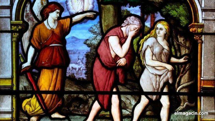 Eva, la segunda mujer de Adán. El Magacín.