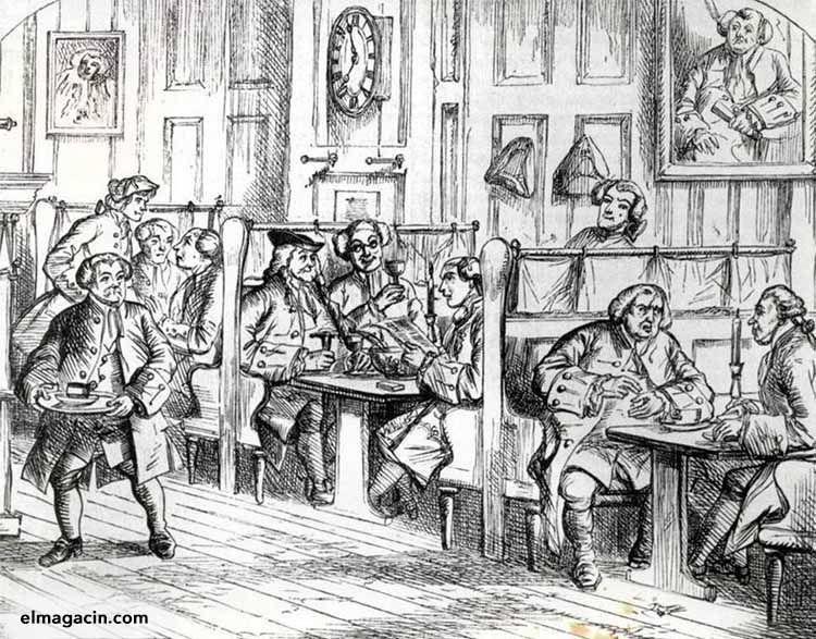 1676 Alemania. Historia de los seguros. El Magacín.