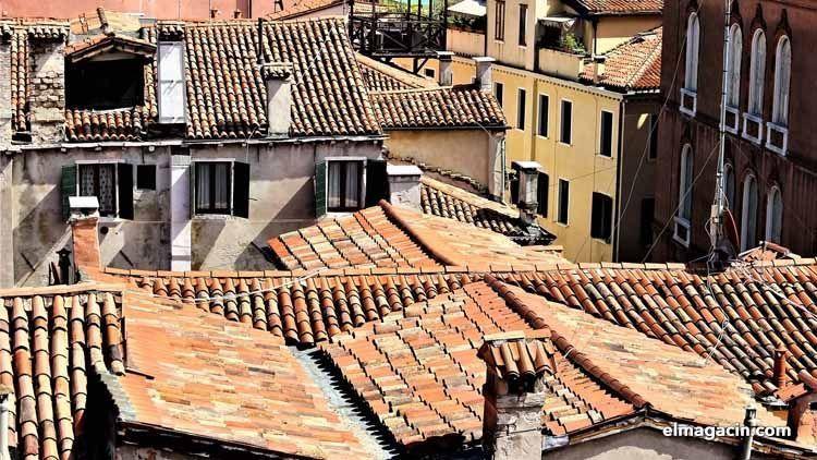La importancia del tejado. El Magacín.