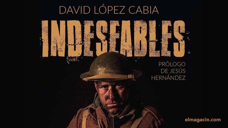 Indeseables. Davis López Cabia. El Magacín.