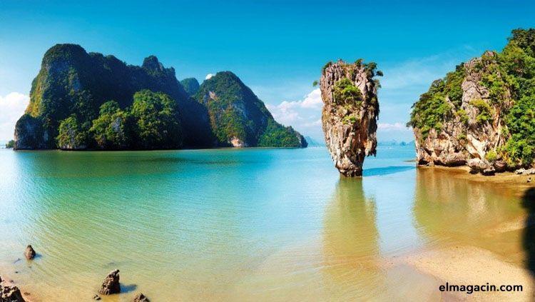 Isla de Phuket en Tailandia. El Magacín.