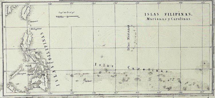 Islas Marianas españolas. El Magacín.