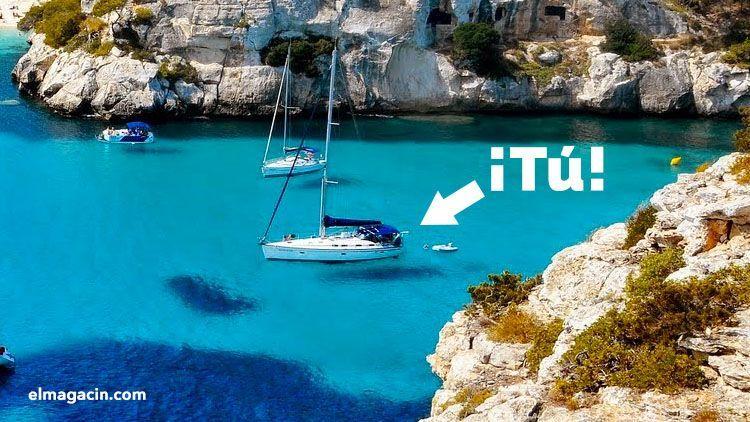 Islas Pitiusas. Paraiso mediterráneo. El Magacín.