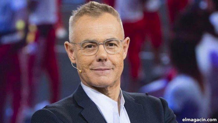 Jordi González uno de los mejores presentadores de televisión españoles con el sueldo más alto