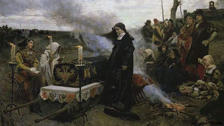 """Juana I de Castilla o Juana """"La Loca"""""""