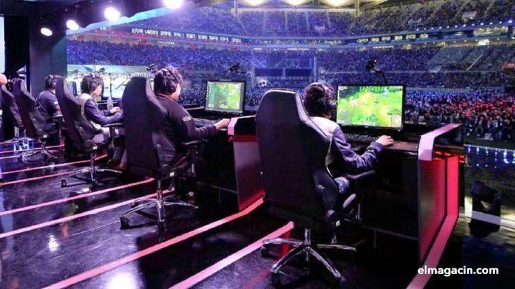Juegos eSports en Alemania. El Magacín.