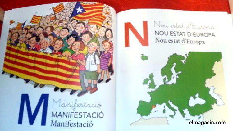 La guerra entre Cataluña y España. El Magacín.